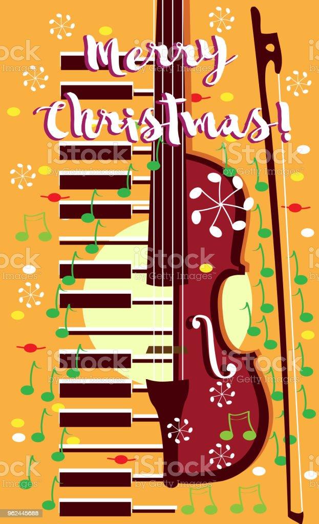 Weihnachtslieder Stock Vektor Art und mehr Bilder von Abenddämmerung ...