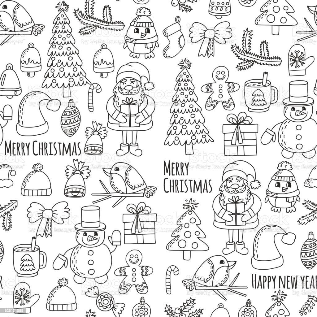 şeker Christmas çan Kar Tanesi Boyama Page Yılbaşı Yeni Yıl Noel