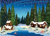 Beautiful Christmas Night.http://i1217.photobucket.com/albums/dd384/vinumar/2.jpg?t=1291453045