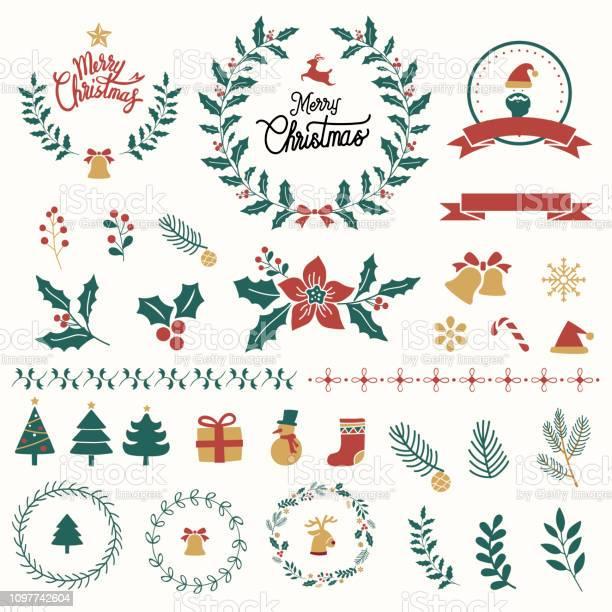 Christmas Ornament Art — стоковая векторная графика и другие изображения на тему Ёлочные игрушки