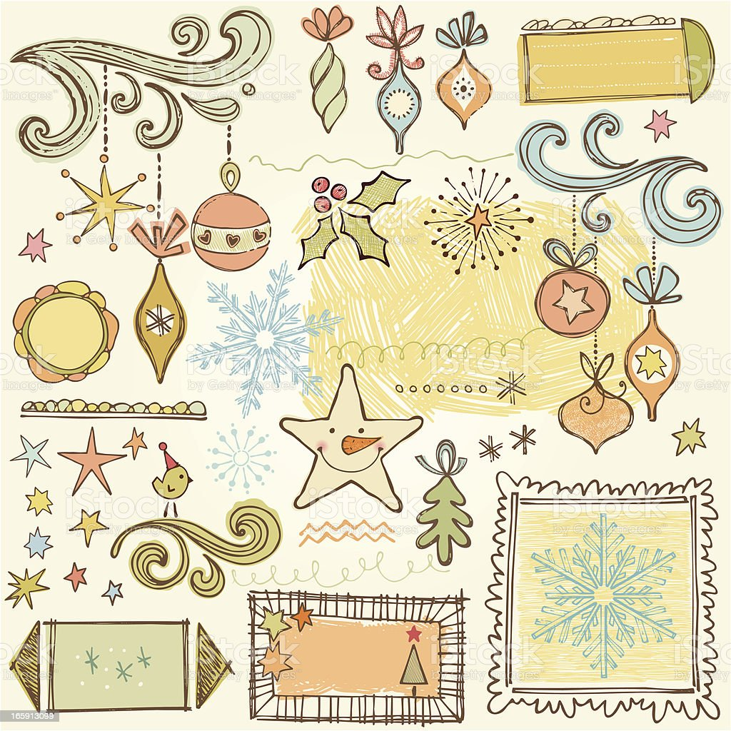 Christmas Ornaments royalty-free christmas ornaments stock vector art & more images of berry fruit