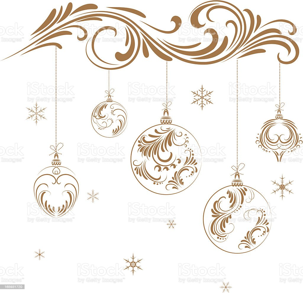 christmas ornaments royalty-free christmas ornaments stock vector art & more images of bell