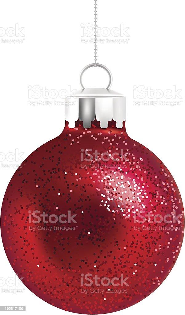 Christmas Ornaments - Vector Illustration vector art illustration