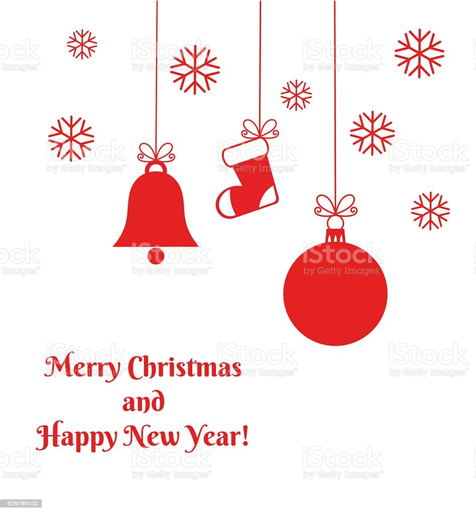Christmas Ornament Vector.Christmas Ornaments Vector Stock Illustration Download Image Now