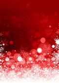 magic christmas overlay background
