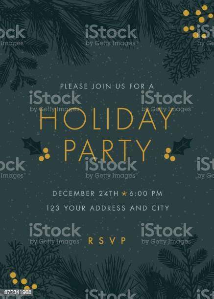 Christmas party invitation vector id872341968?b=1&k=6&m=872341968&s=612x612&h=6rfr5opcc 3mr32rohcpofzrue3jpvfdyijhh2a qfo=