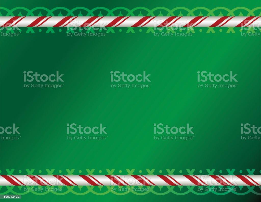 Christmas Pattern Background Illustration