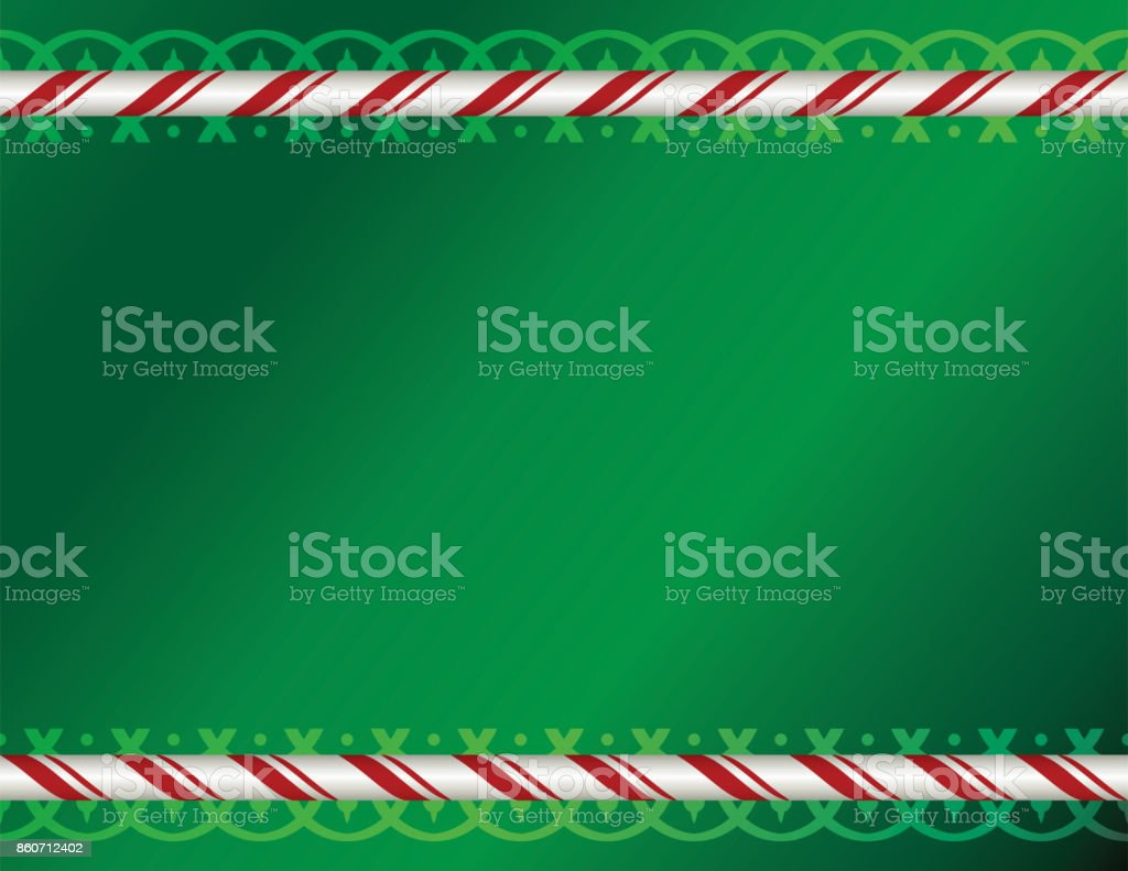 Christmas Pattern Background Illustration vector art illustration