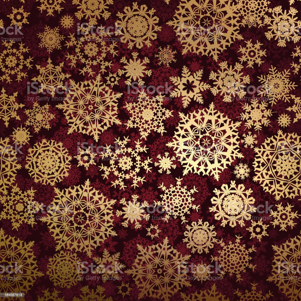 Christmas pattern snowflake background. EPS 8 royalty-free christmas pattern snowflake background eps 8 stock vector art & more images of abstract