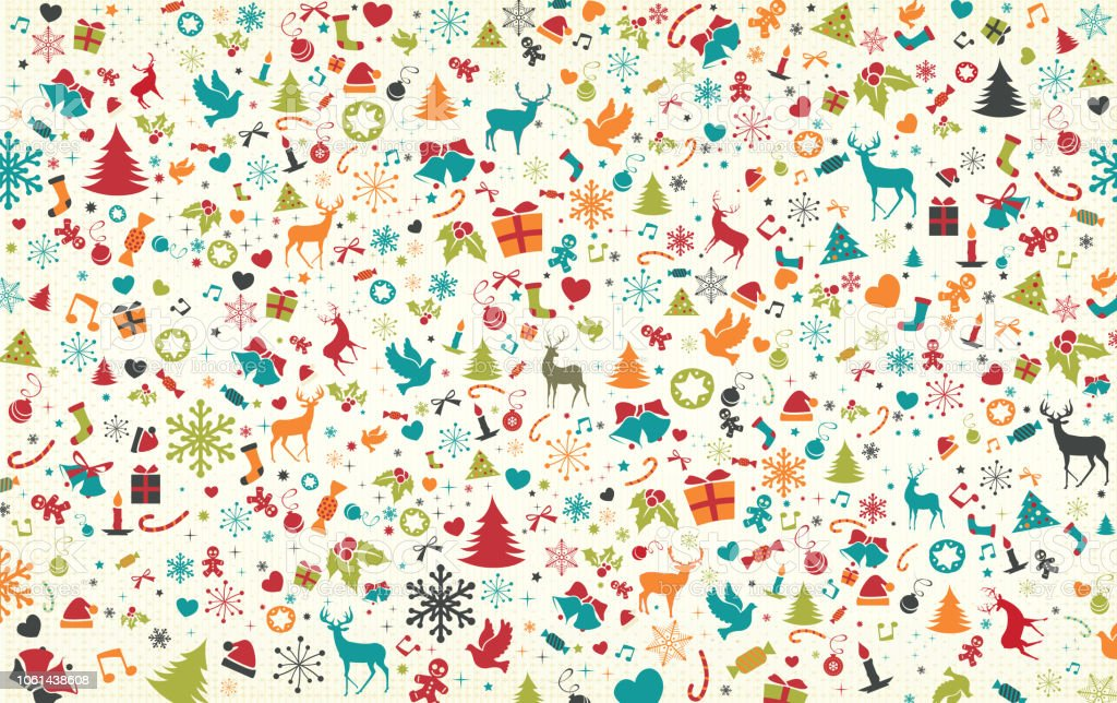 Christmas Pattern Stock Illustration Download Image Now Istock