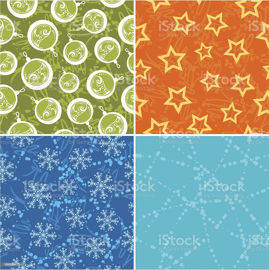 Christmas pattern royalty-free christmas pattern stock vector art & more images of abstract