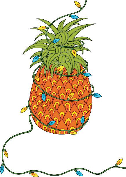 Best Hawaii Christmas Illustrations, Royalty-Free Vector ...