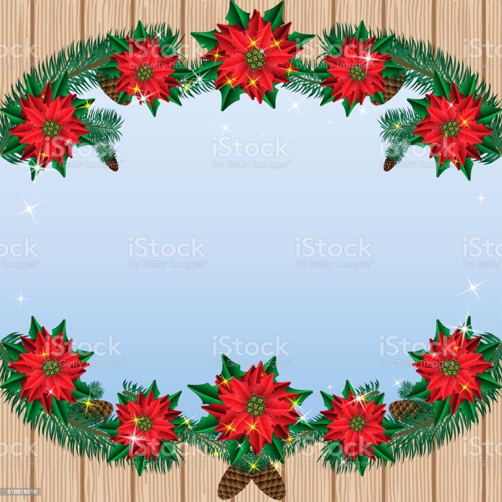 Decoraci Ef Bf Bdn De Navidad De Flores De Pascua