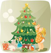 Christmas preliminaries