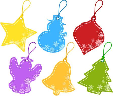 Christmas Price Tag