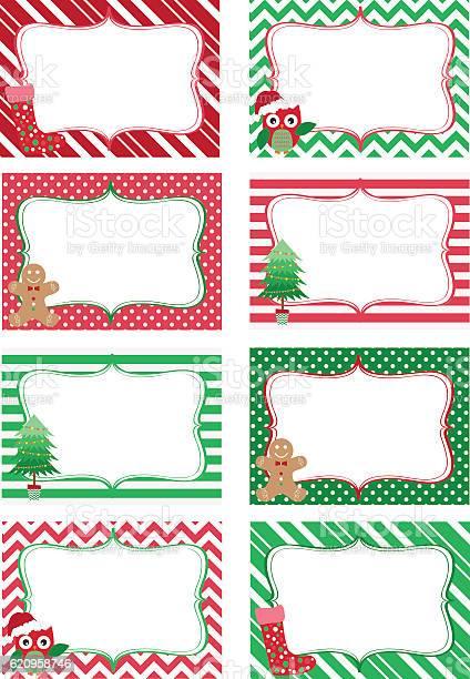 Christmas printable labels setphoto frame gift tagsinvitation vector id620958746?b=1&k=6&m=620958746&s=612x612&h=fbpphfvbbstrmufxu2tpt3gnlbrrrkjz boweam0u1s=