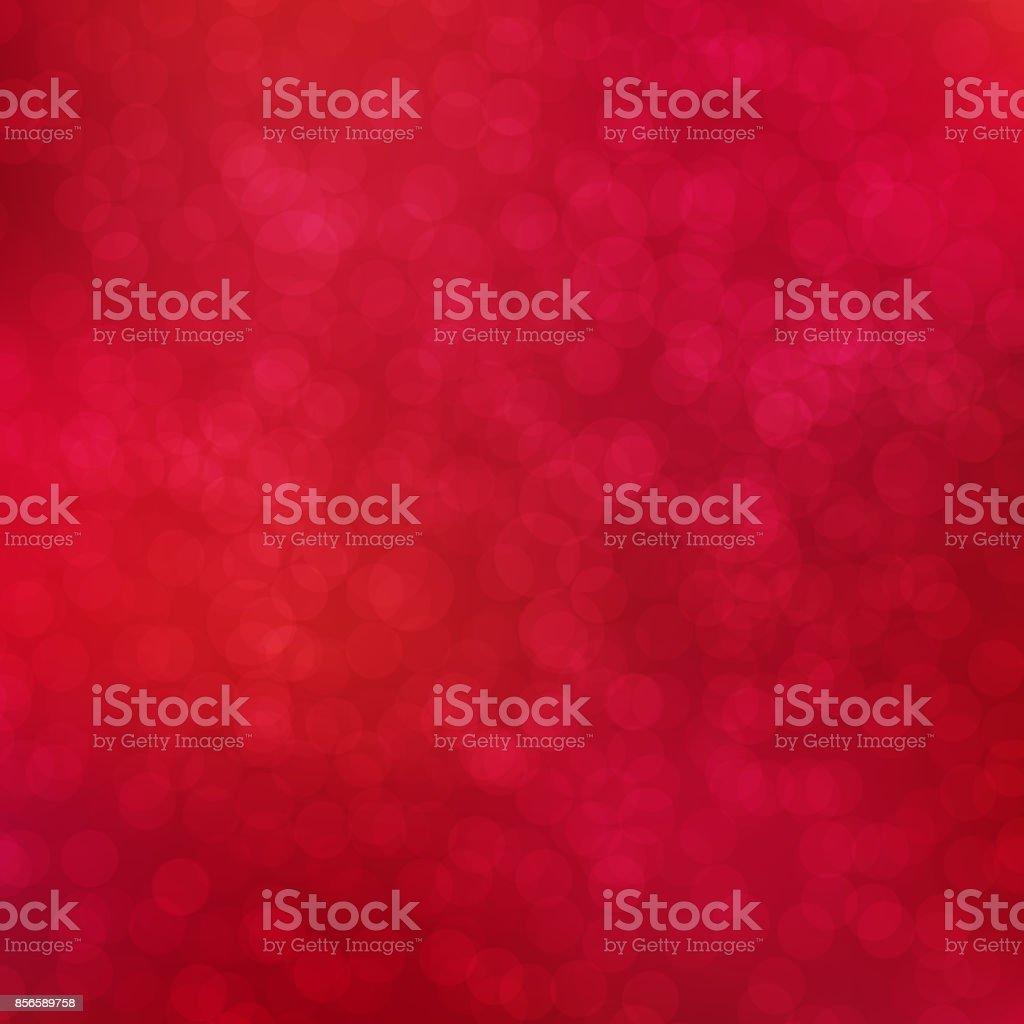Zusammenfassung Hintergrund Weihnachten rot – Vektorgrafik