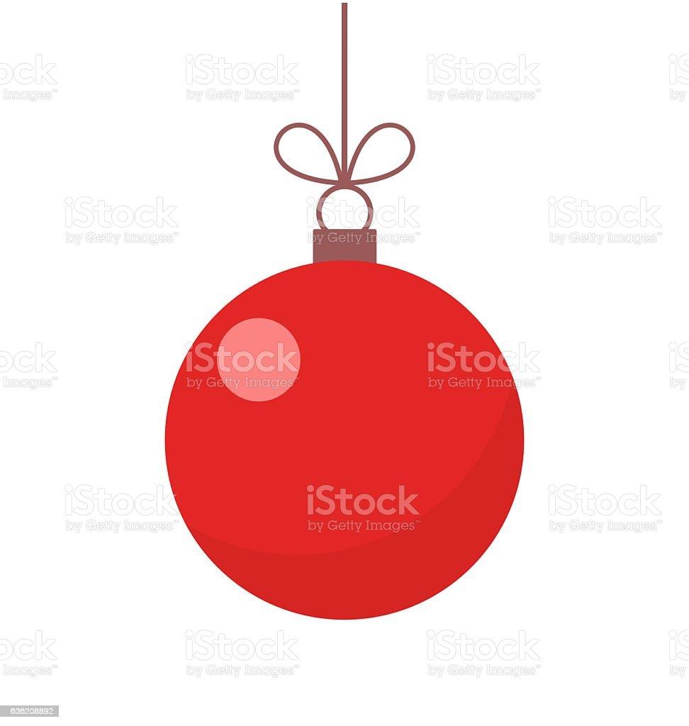 royalty free christmas ornament clip art vector images rh istockphoto com christmas ornament vector silhouette christmas ornament vector files