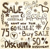Doodles christmas sale