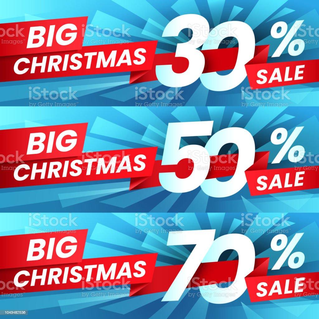 Angebote Urlaub Weihnachten 2019.Christmas Sale Rabatt Xmas Werbung Vertrieb Rabatte Angebote Winter