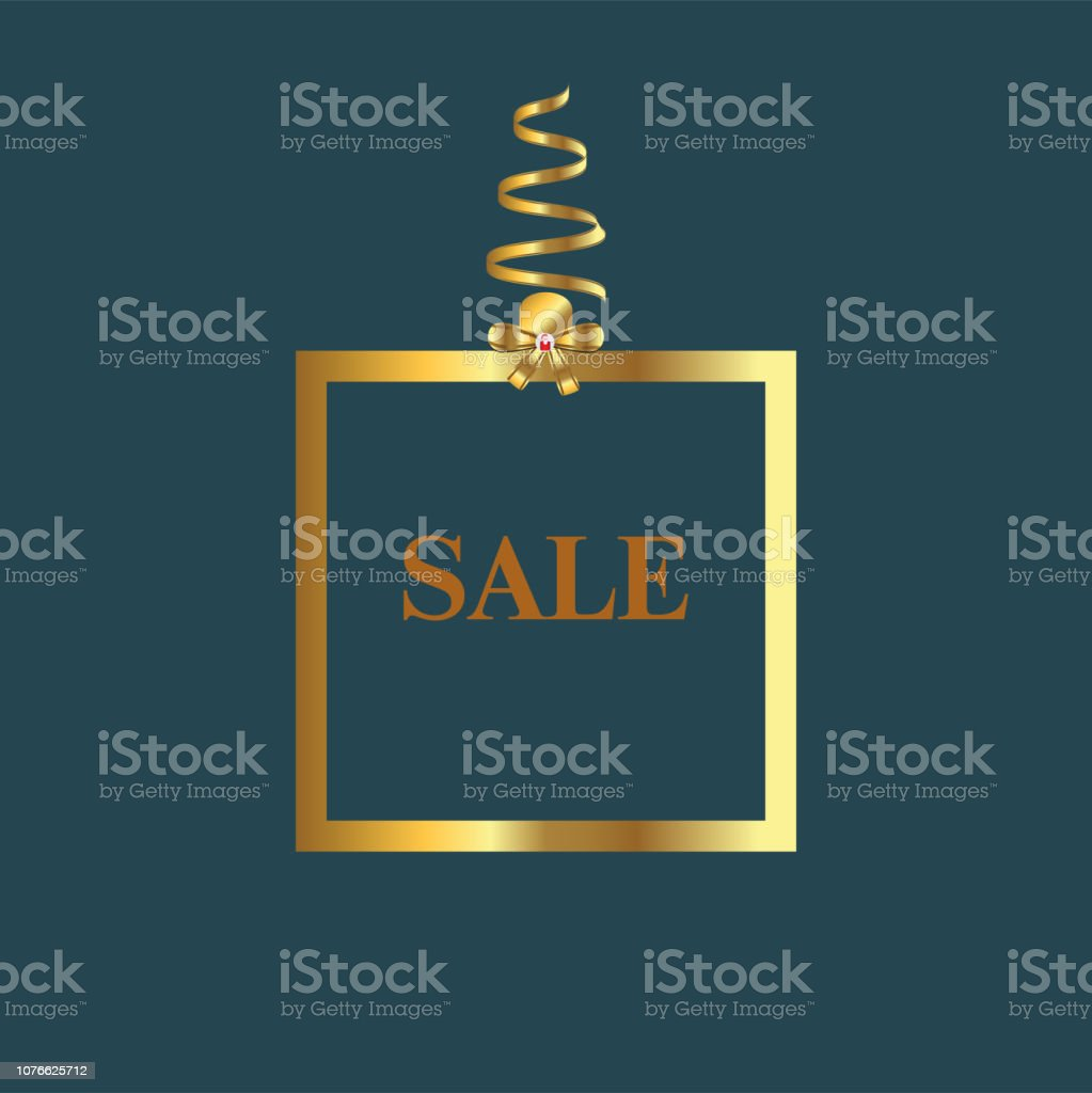 Christmas sale discounts for the celebration on holiday sale banner...