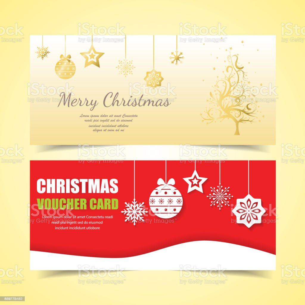 Ilustración De Promoción De Venta De Navidad Tarjeta De