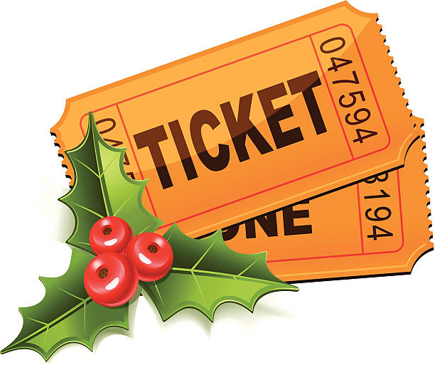 """Image result for christmas raffle tickets"""""""