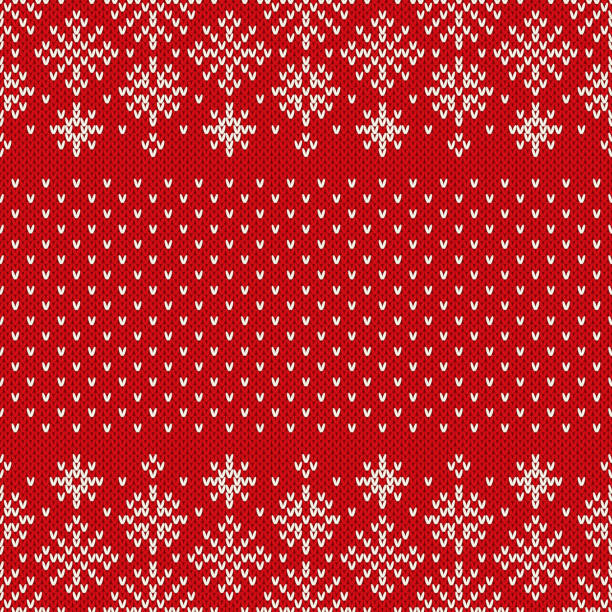 Free Christmas Sweater Vector Art