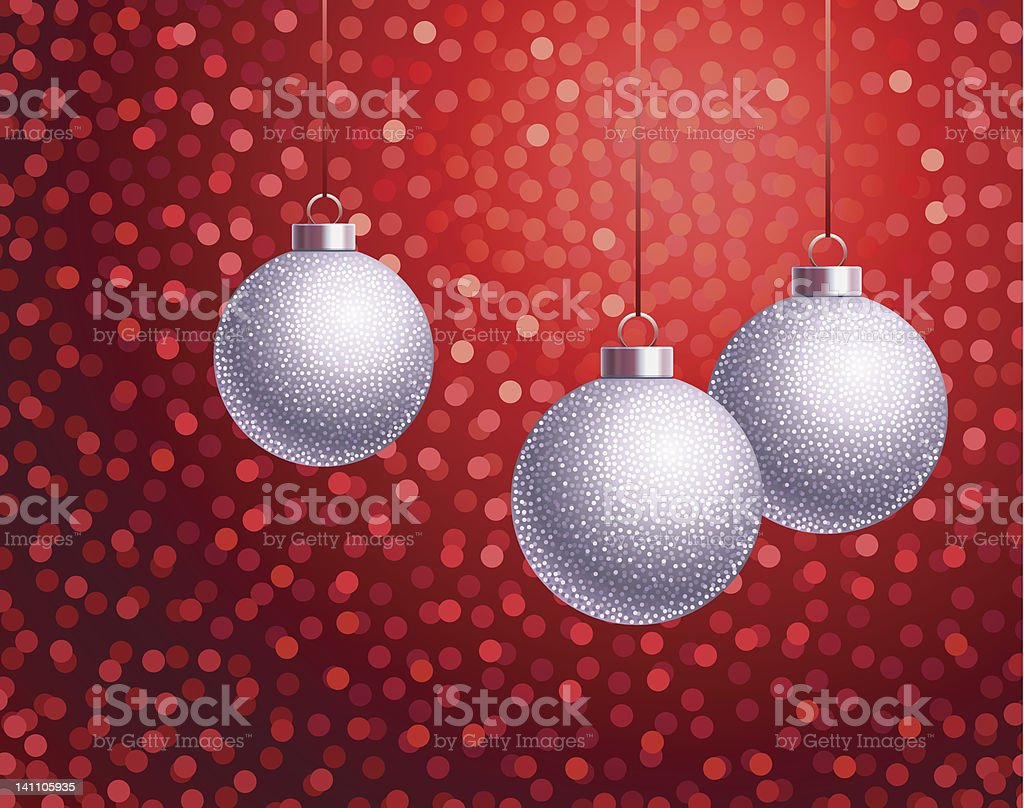 Christmas Shiny Decoration Background royalty-free christmas shiny decoration background stock vector art & more images of ball