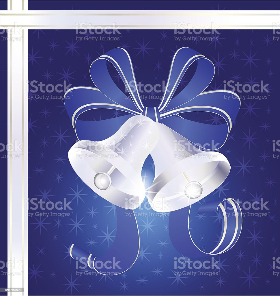 Christmas silver bells royalty-free christmas silver bells stock vector art & more images of bell