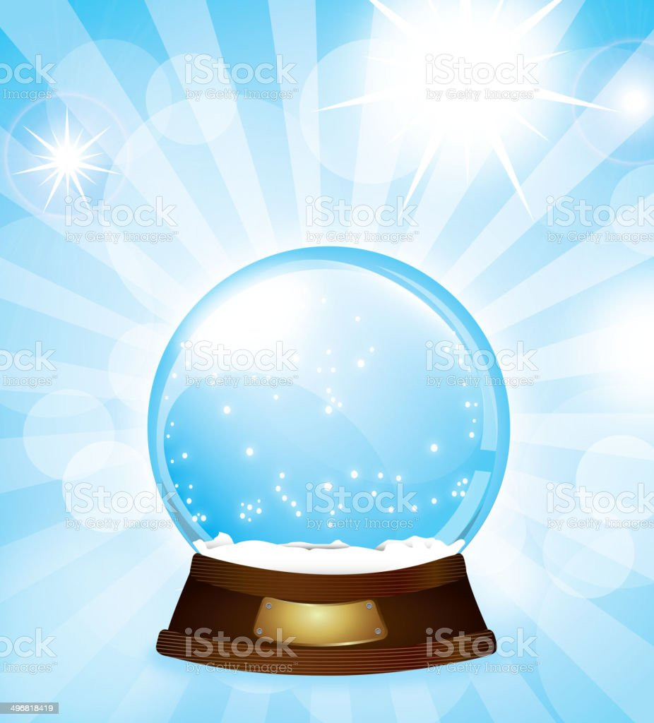 christmas snow globe royalty-free christmas snow globe stock vector art & more images of celebration