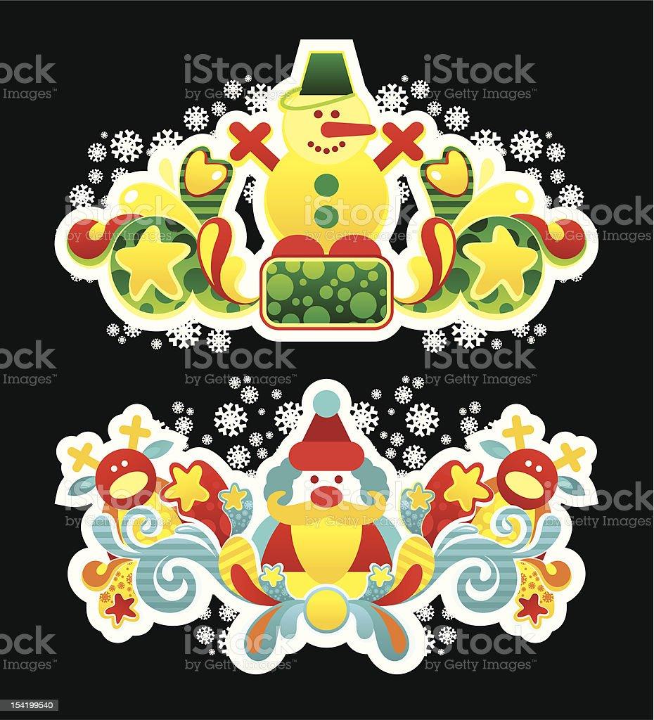 La Stella Di Natale Canzone.Canzoni Di Natale Con Babbo Natale E Pupazzo Di Neve Immagini