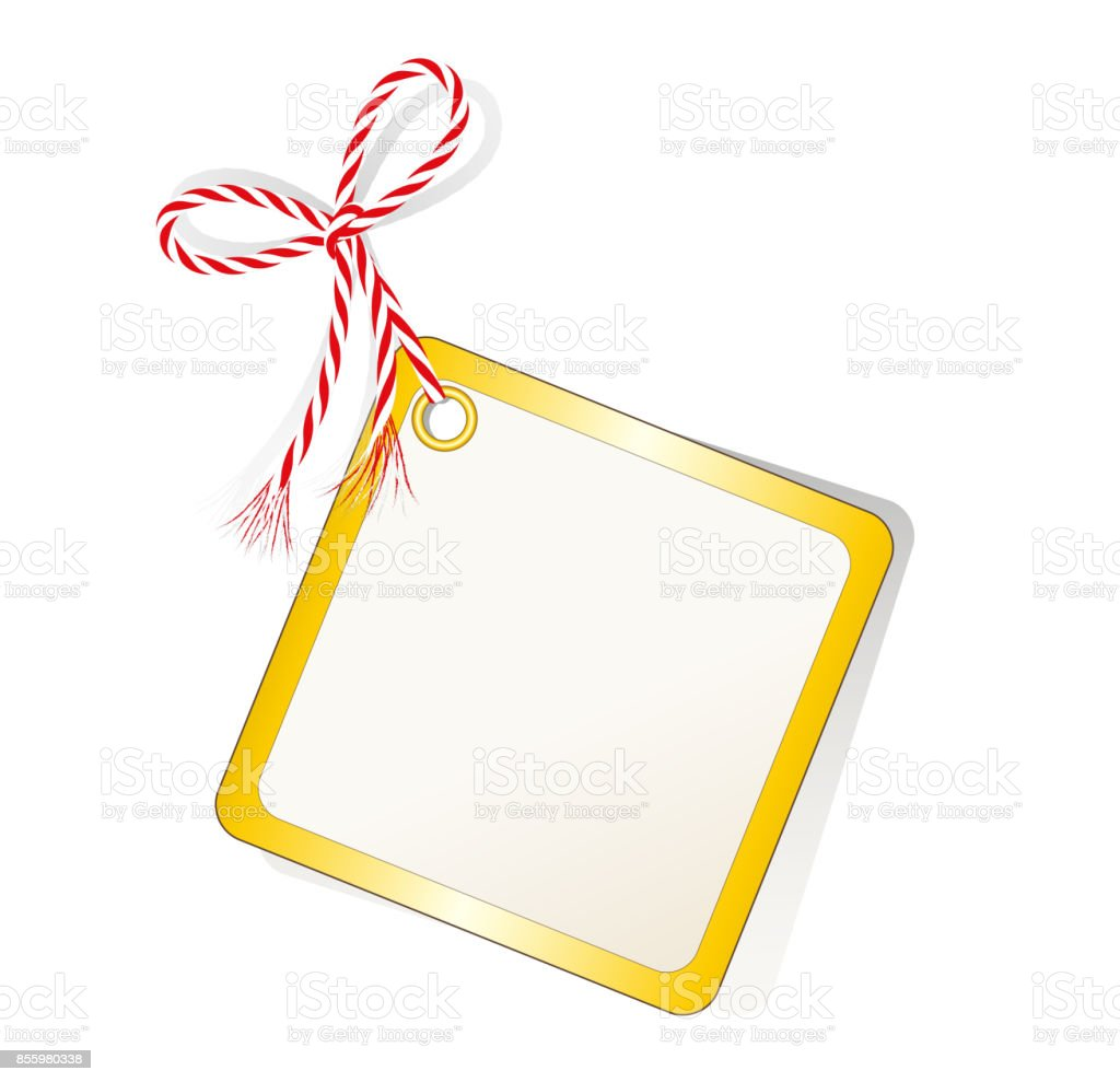 christmas square label price tag gift tag sale tag christmas card