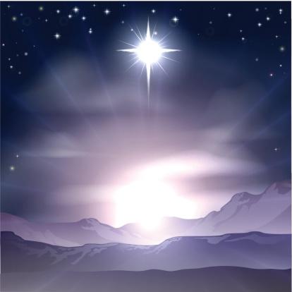 Christmas Star of Bethlehem Nativity