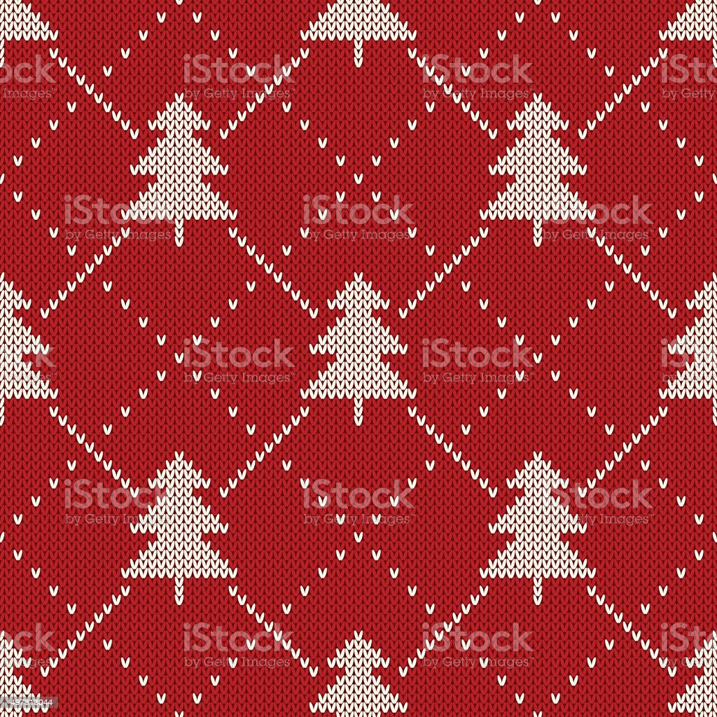 eae1f2c1f Christmas Sweater Design. Seamless Knitted Pattern royalty-free christmas  sweater design seamless knitted pattern
