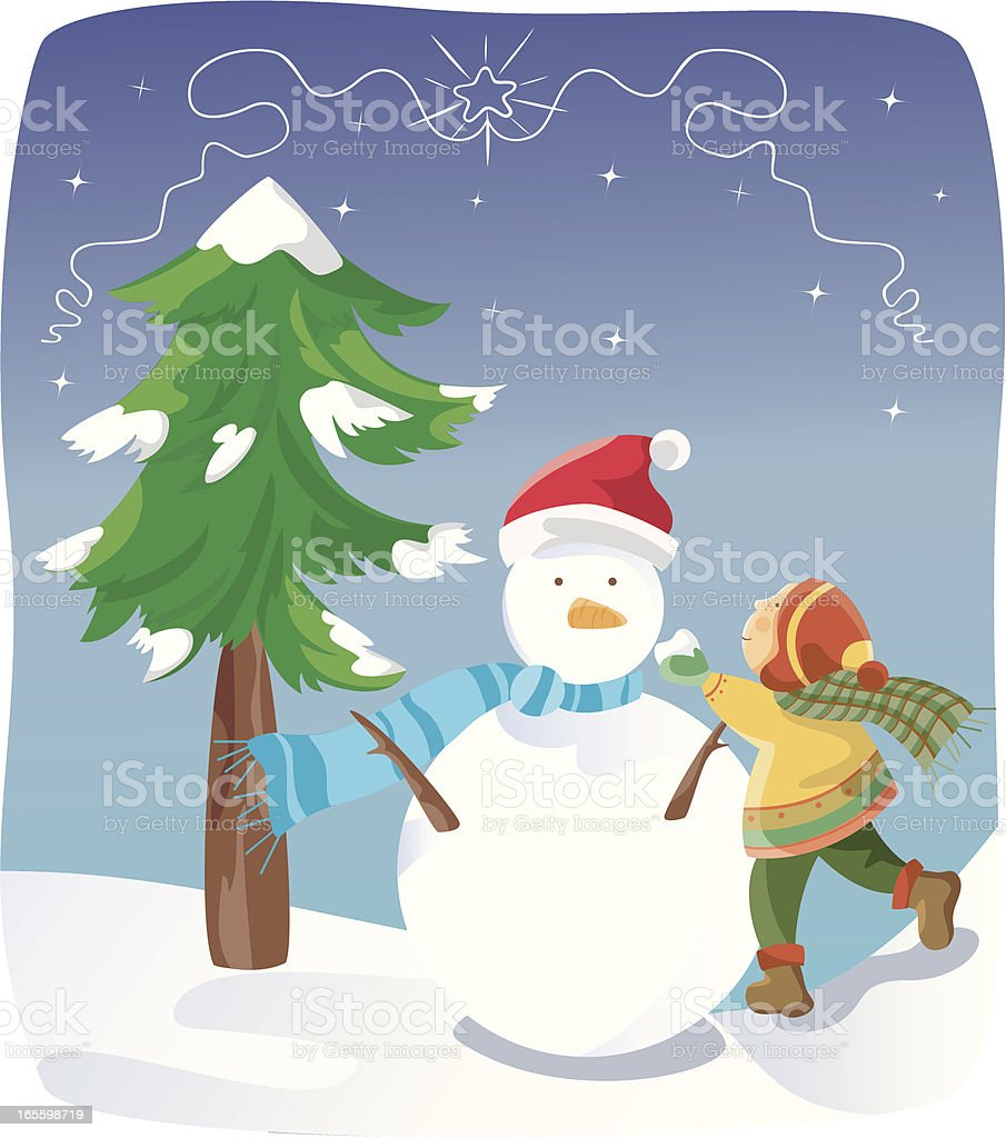 Christmas time is fun! royalty-free christmas time is fun stock vector art & more images of boys