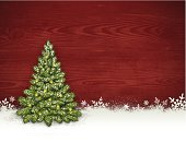 Textured Holiday background.Eps 10 file with transparencies and drop shadow.Only gradients used.File is layered with global colors.High res jpeg included.More works like this linked below.