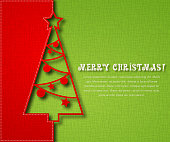 Vector illustration abstract Christmas background. EPS10