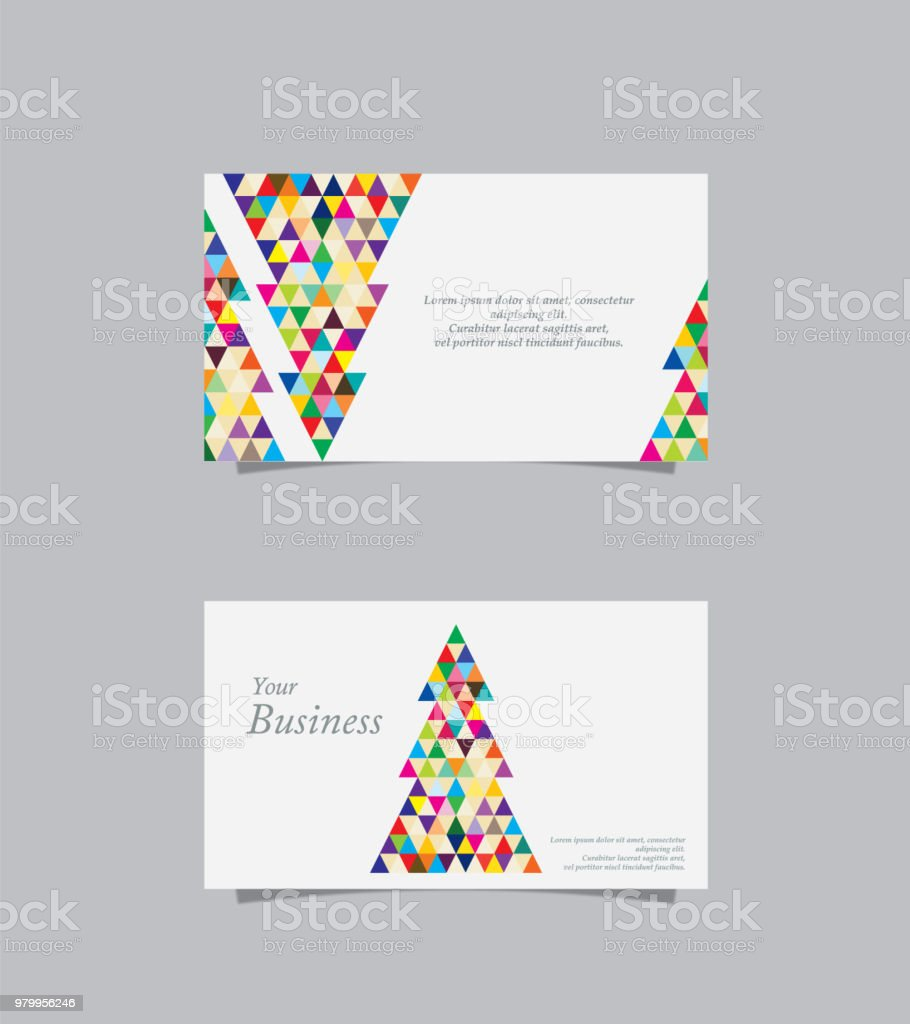 Christmas tree business card stock vector art more images of christmas tree business card royalty free christmas tree business card stock vector art amp colourmoves