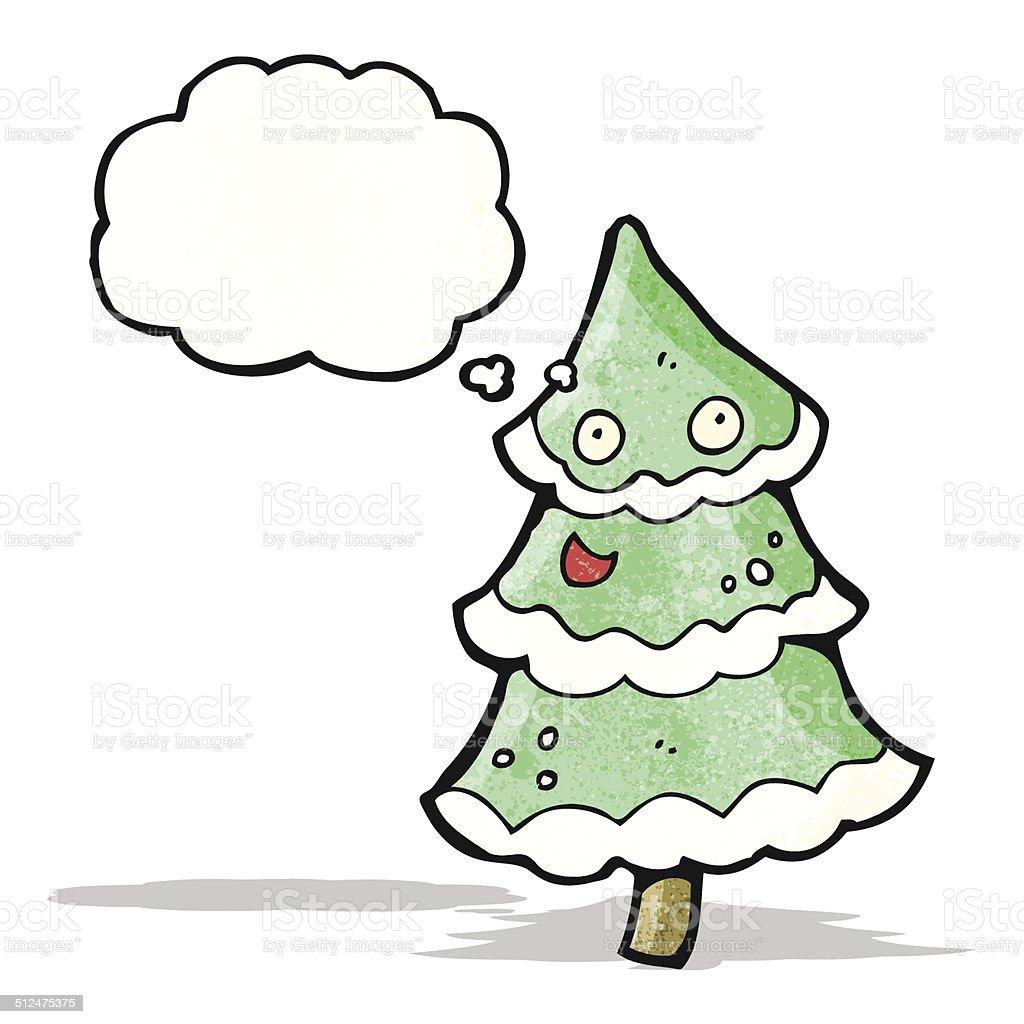 Weihnachtsbaum comic vektor illustration 512475375 istock - Weihnachtsbaum vektor ...