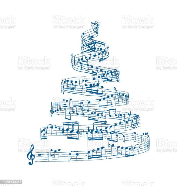 Christmas tree from music notes vector vector id1068430084?b=1&k=6&m=1068430084&s=612x612&h=vvuuynwf6zivlnm98bskst u1yhq9tzitwny5ymqgag=