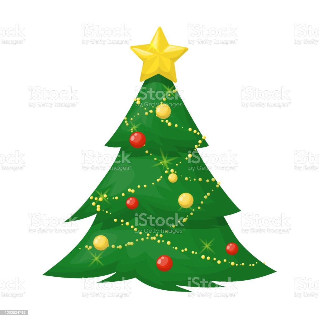 Weihnachtsbaum Girlande.Weihnachtsbaum Girlande Urlaub Winter Weihnachten Geschenke Tanne