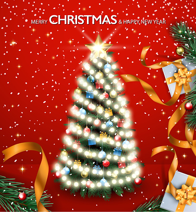 christmas tree gift