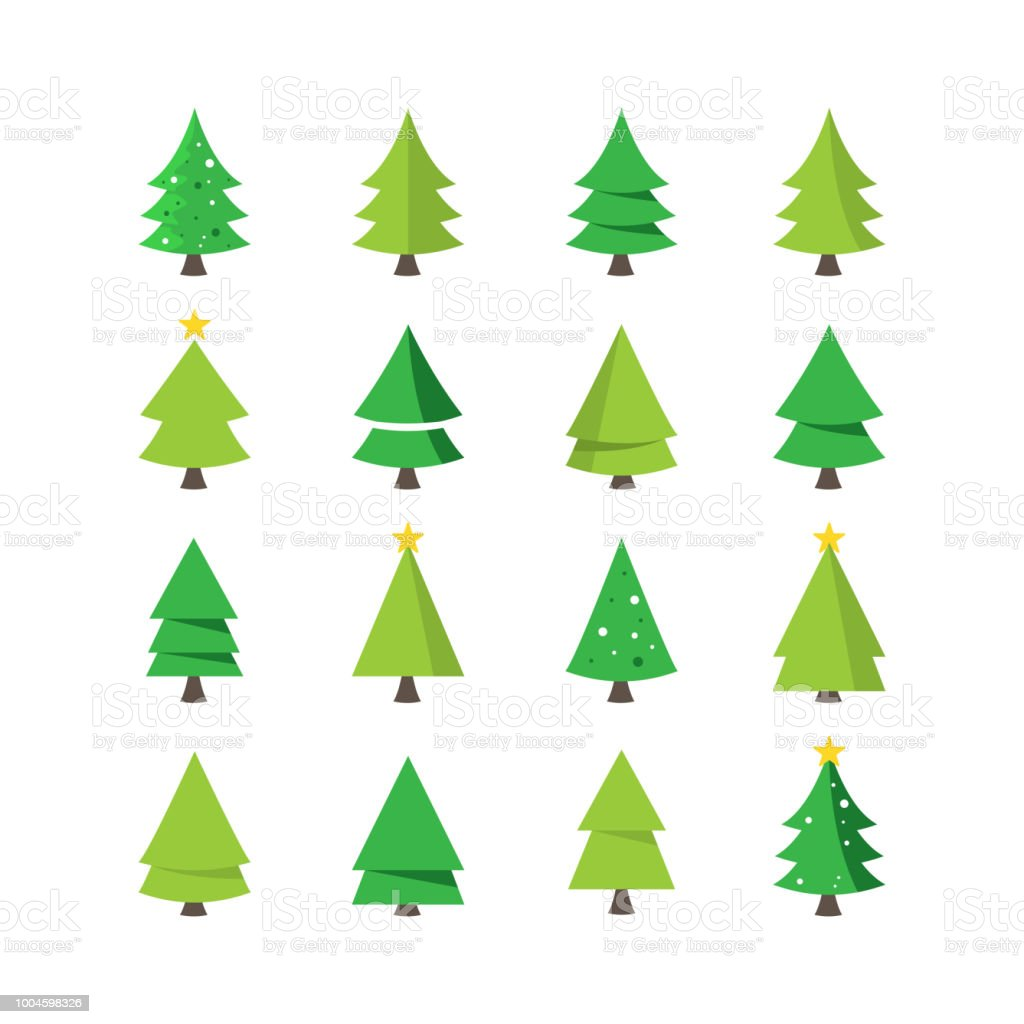 Christmas Tree Icon.Christmas Tree Icon Stock Illustration Download Image Now