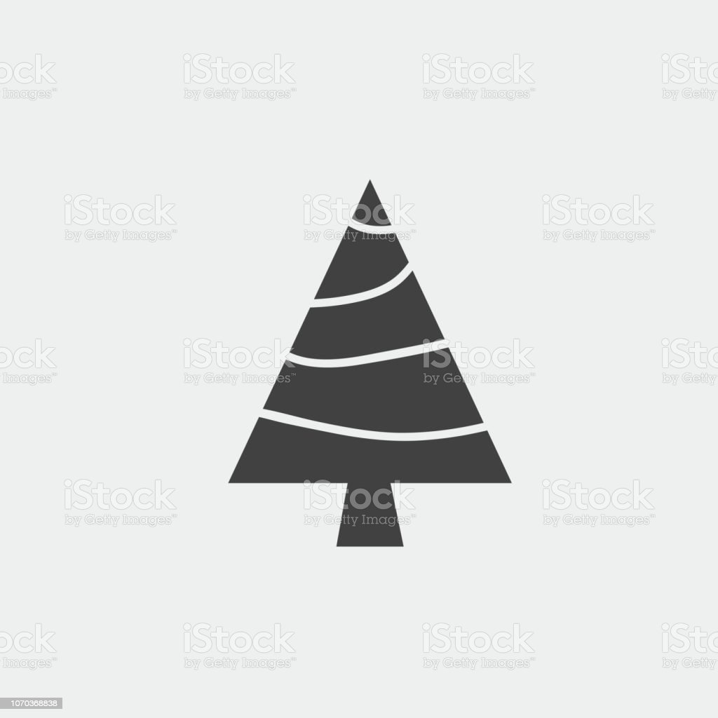 christmas tree icon xmas tree symbol new year icon stock illustration download image now istock https www istockphoto com vector christmas tree icon xmas tree symbol new year icon gm1070368838 286369489