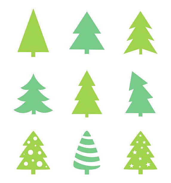 Tannenbaum Icon Vektorgrafiken Und Illustrationen Istock