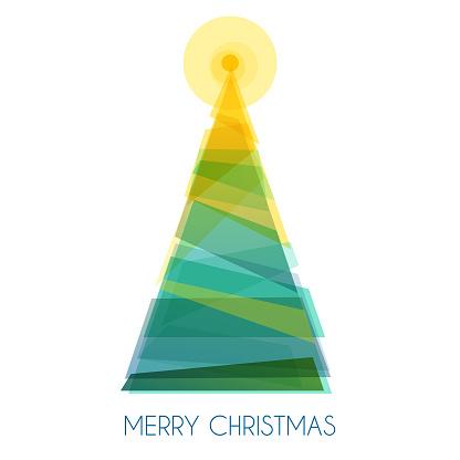 Christmas tree simplified