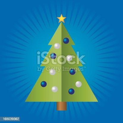 istock Christmas Tree 165039362