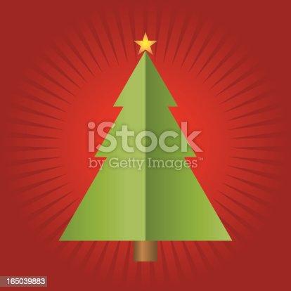 istock Christmas Tree 165039883