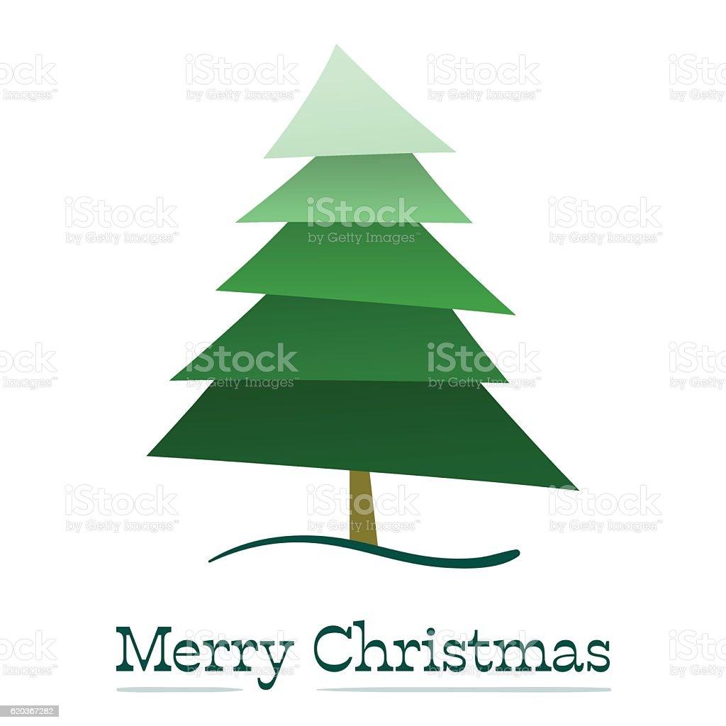 Árvore de Natal Árvore de natal - arte vetorial de stock e mais imagens de bola de Árvore de natal royalty-free